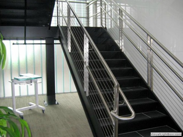Superb Stainless Steel Cable Stairs Rail ...